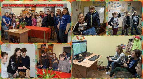 Game event - квест в ABC School Полтава