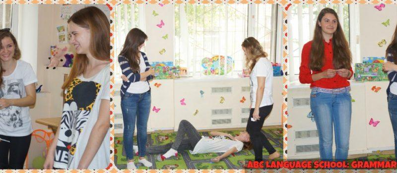 World War – квест в ABC Language School Полтава